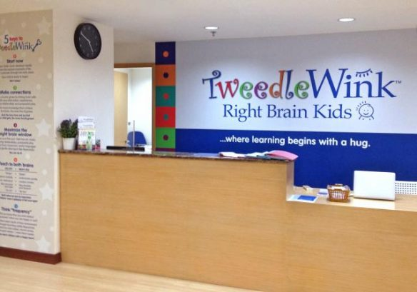 TweedleWink Right Brain Kids - SetiaWalk, Puchong