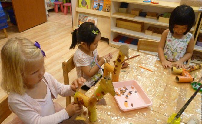 Blue Daisies Kids' Club, Mont Kiara