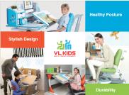 VL Kids Dimensions (Children Ergonomic Study Set)