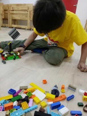Powerbricks Kidz Enterprise, Bandar Puteri Puchong