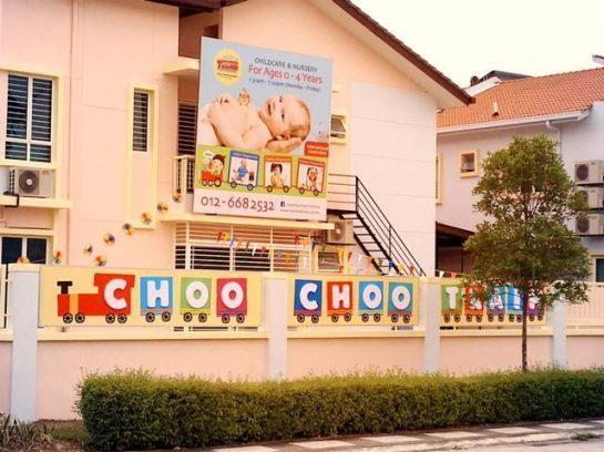 Choo Choo Train Baby & Child Care Centre - Setia Impian 5, Setia Alam, Shah Alam