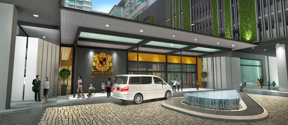 Kingsgate International School (Primary & Secondary School), Seri Kembangan