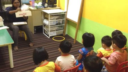 Future Kids Brain Services, USJ21 (You&Me Right Brain Learning)