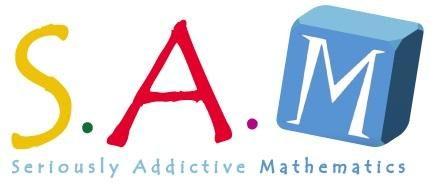 S.A.M Seriously Addictive Mathematics (Laksamana Cheng Ho Kuching)