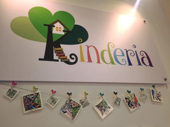 Kinderia (Children Enrichment Centre), Plaza Arkadia Desa ParkCity
