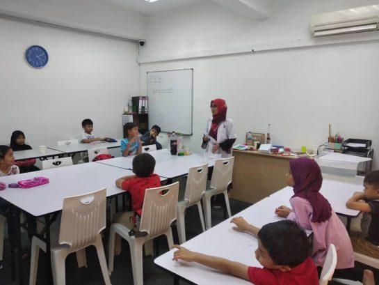 Gakken Classroom Malaysia, Shah Alam