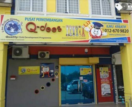 Q-dees Bandar Putra Permai (Tadika Ilmu Kreatif)