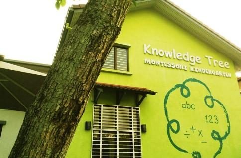 Knowledge Tree Montessori Kindergarten, Ara Damansara