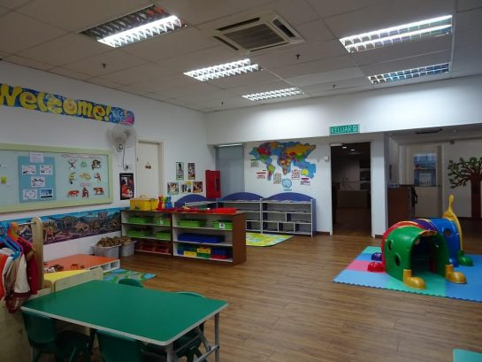 White Lodge International Preschool and Nursery, Mont Kiara