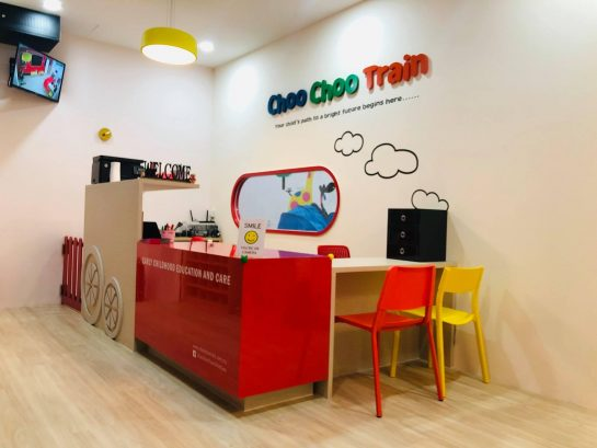 Choo Choo Train Baby & Child Care Centre - Plaza Arkadia Desa Parkcity, KL