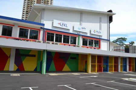 French School of Kuala Lumpur (Lycée Français de Kuala Lumpur), Segambut Kuala Lumpur