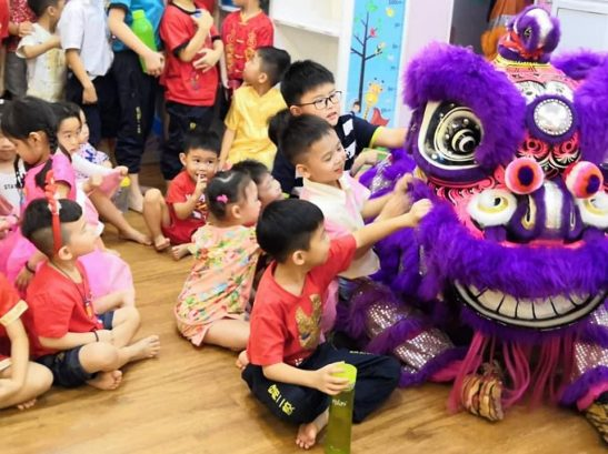 MRC Kids Preschool, Taman Muda