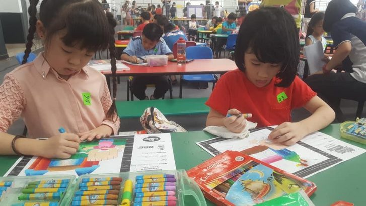 MRC JSP Primary School Tuition & Daycare, Kuchai Lama