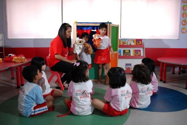 Smart Reader Kids, Kepong Business Park