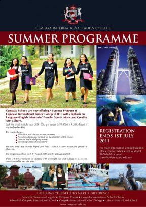 Cempaka International Ladies College