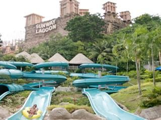 Sunway Lagoon Theme Park Resort