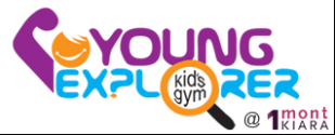 Young Explorer Kids Gym