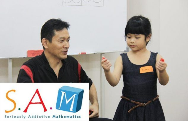 S.A.M Seriously Addictive Mathematics (Setia Alam)