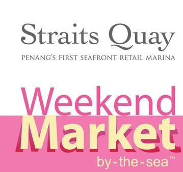 Straits Quay Weekend Market by-the-sea