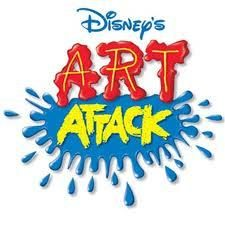 Disney Art Attack - Kaleidoscope