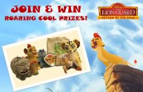 """Disney and Kiddy123 present """"We Are The Lion Guard"""" Family Photo Contest!"""