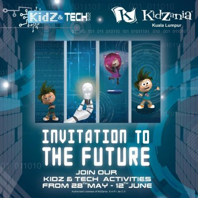 Press Kit: Launch of KidZ & Tech Program!