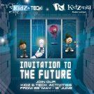 Press Kit: Launch of KidZ & Tech Program!