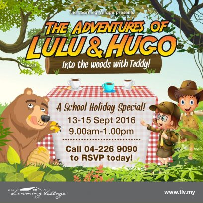 The Adventures of Lulu and Hugo @ The Learning Village