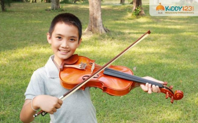 The Power Of Music: 7 Ways Music Positively Affects Your Child's Development