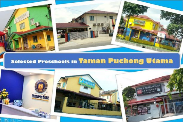 Selected Preschools in Taman Puchong Utama
