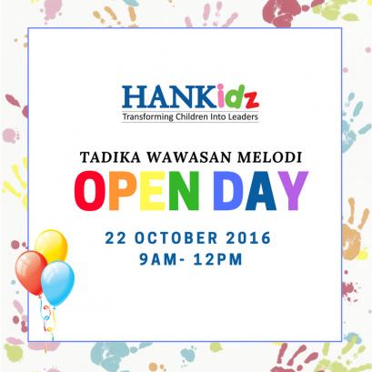 Tadika Wawasan Melodi Open Day