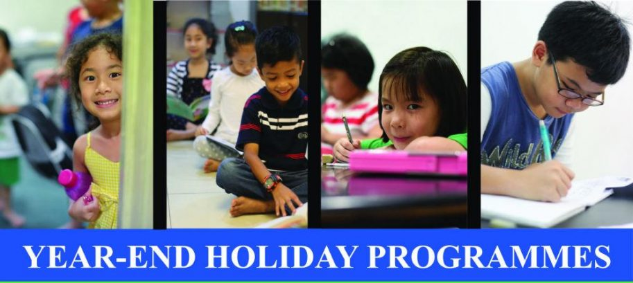 Year-End Holiday Programmes @ CLE