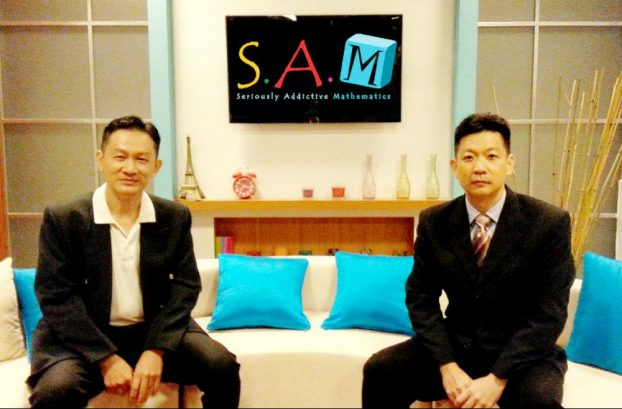 Interview - Seriously Addictive Mathematics (S.A.M) Malaysia