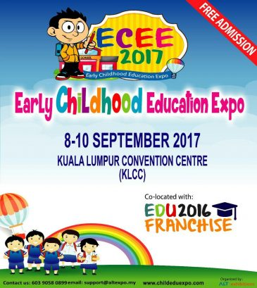ECEE - Early Childhood Education Expo 2017