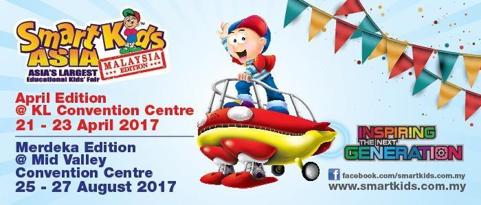 Smart Kids Asia 2017 - April Edition