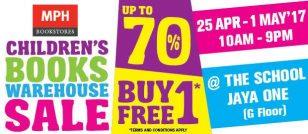 MPH Children's Book Warehouse Sales