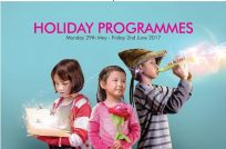 Holiday Programmes at Lorna Whiston