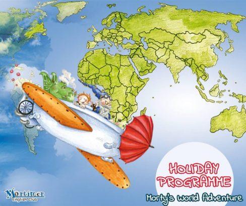 Mortimer English Malaysia : Morty's World Adventure Holiday Programme