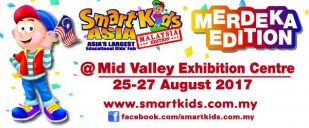Smart Kids Asia 2017 - Merdeka Edition