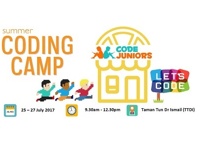 CodeJuniors Summer Coding Camp