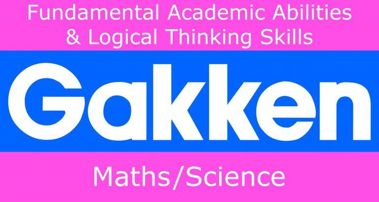 Math & Science Instructor @ Gakken Classroom