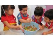 Parent and Child Baking Workshop