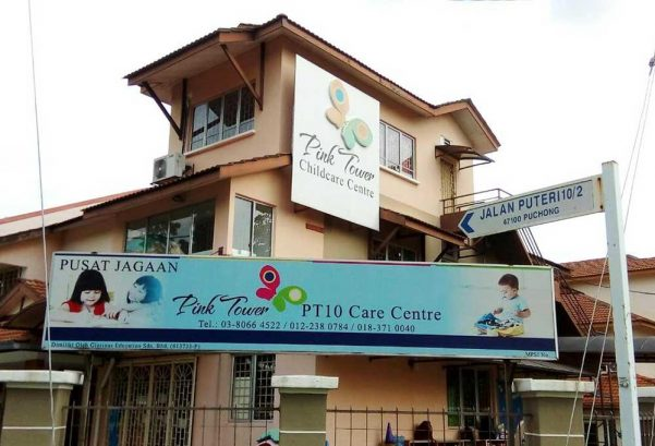 Pink Tower Childcare Centre, Bandar Puteri Puchong