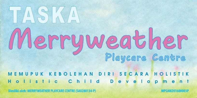 Assistant Teacher @ Merryweather Playcare Centre