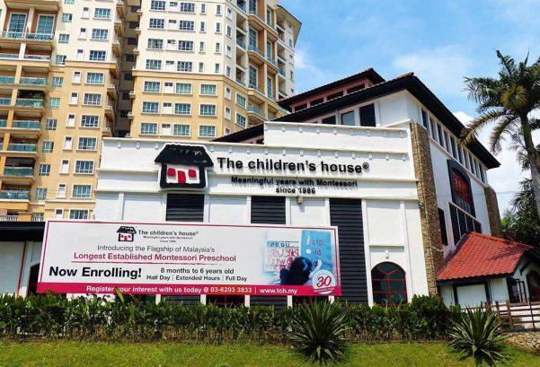 The children's house, Mont Kiara