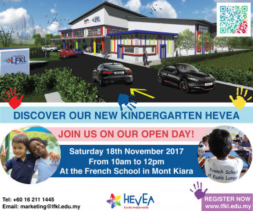Hévéa Kindergarten Open Day