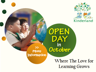 Kinderland Putra Heights Open Day