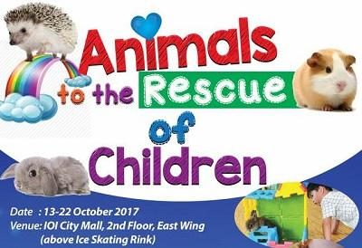 Animal to the Rescue of Children by Animals for Young