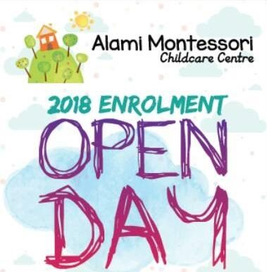 Taska Alami Montessori Open Day