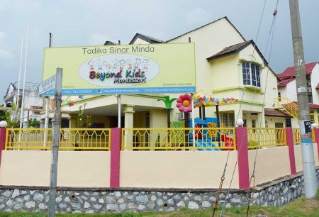 Beyond Kids Montessori, USJ, Subang